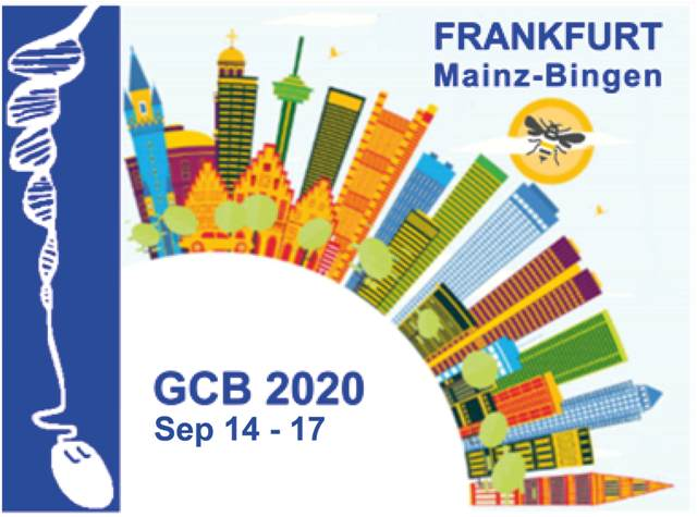 German Conference on Bioinformatics (GCB) 2020