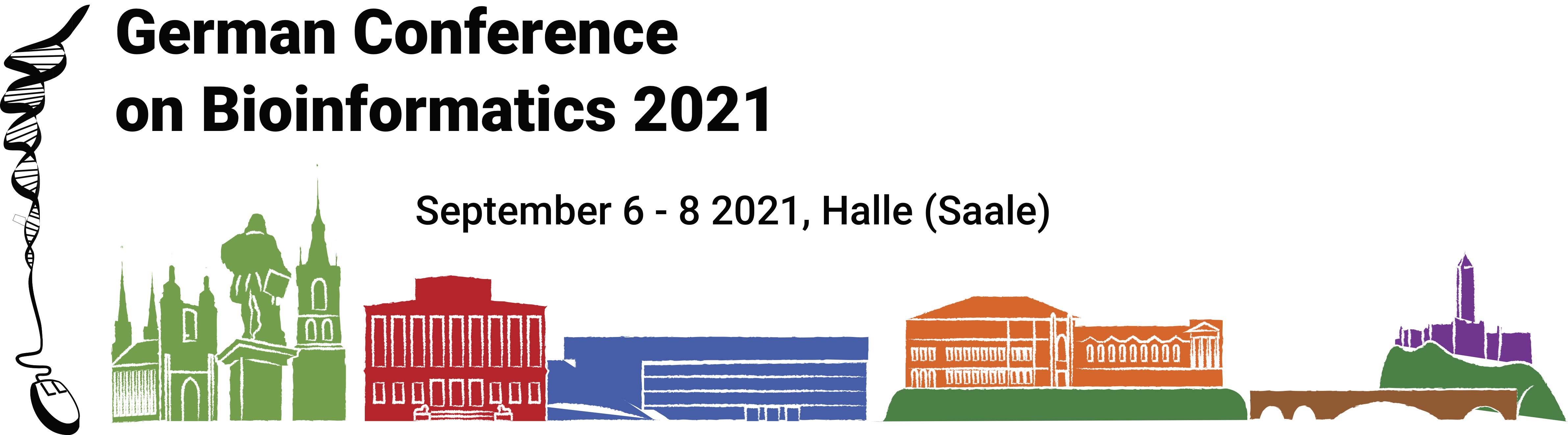 German Conference on Bioinformatics (GCB) 2021